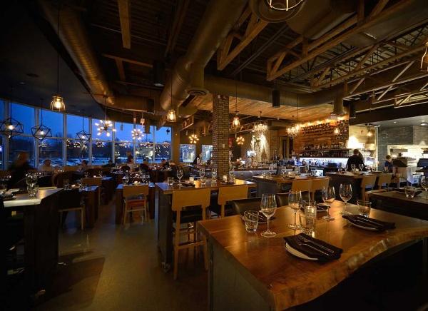 Bru Restaurant Oakville Menu